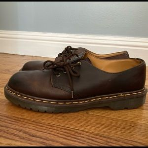 Dr Martens 1561 Leather Oxford sz UK 9 US 10